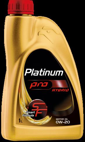 Platinum PRO 0W-20