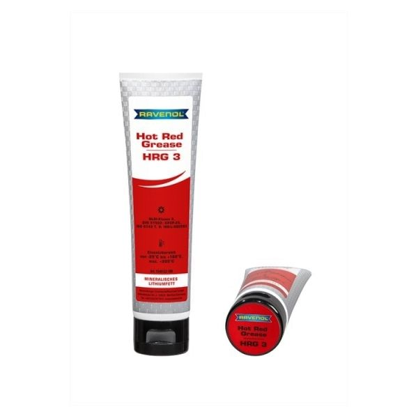 Hot Red Grease HRG3
