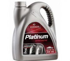 PLATINUM SYNTHETIC 5W-40
